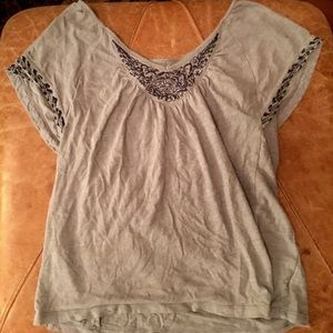 American Eagle Spring Blouse
